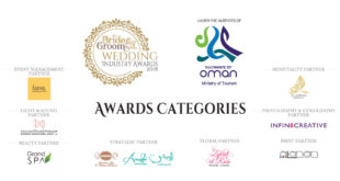 Awards Categories1 310x165 - Oman Wedding Industry Awards Categories