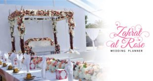 Zahrat al rose 310x165 - B&G Oman Wedding Industry Awards 2018 - Floral Partner
