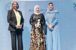 D3X 2734 300x200 - Bride & Groom Oman Wedding Industry Awards 2018 - Photo Gallery