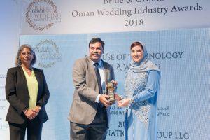 D3X 2775 300x200 - Bride & Groom Oman Wedding Industry Awards 2018 - Photo Gallery
