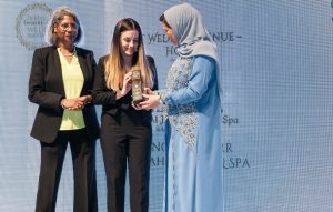 D3X 2807 300x191 - Bride & Groom Oman Wedding Industry Awards 2018 - Photo Gallery