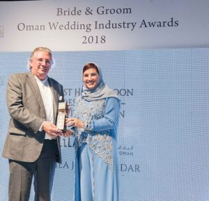 D3X 2822 300x289 - Bride & Groom Oman Wedding Industry Awards 2018 - Photo Gallery