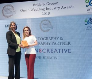 D3X 3111 300x259 - Bride & Groom Oman Wedding Industry Awards 2018 - Photo Gallery