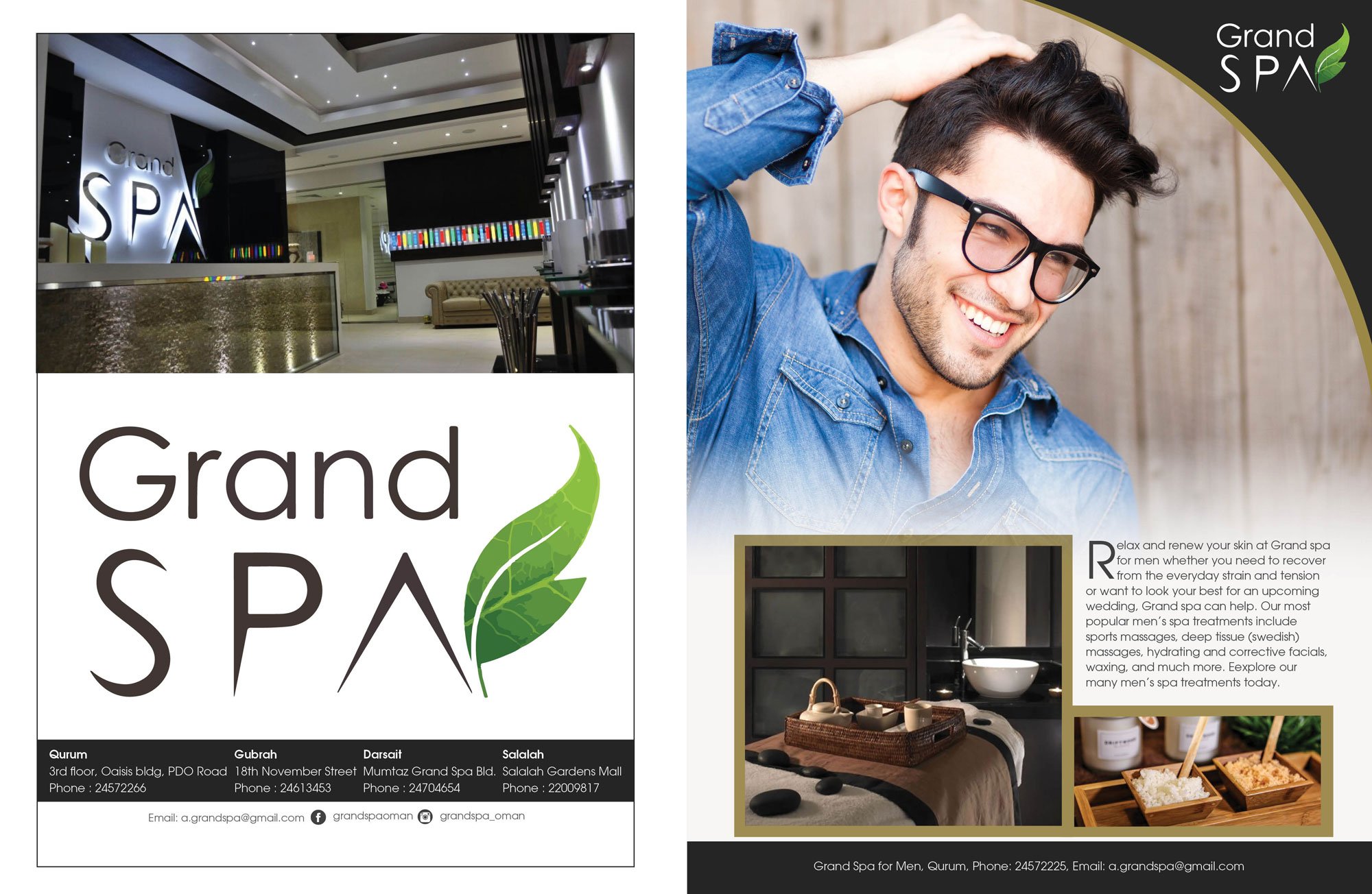 Grand Spa for Men