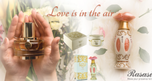 Love is in the air 310x165 - How to choose the perfect perfume for your wedding