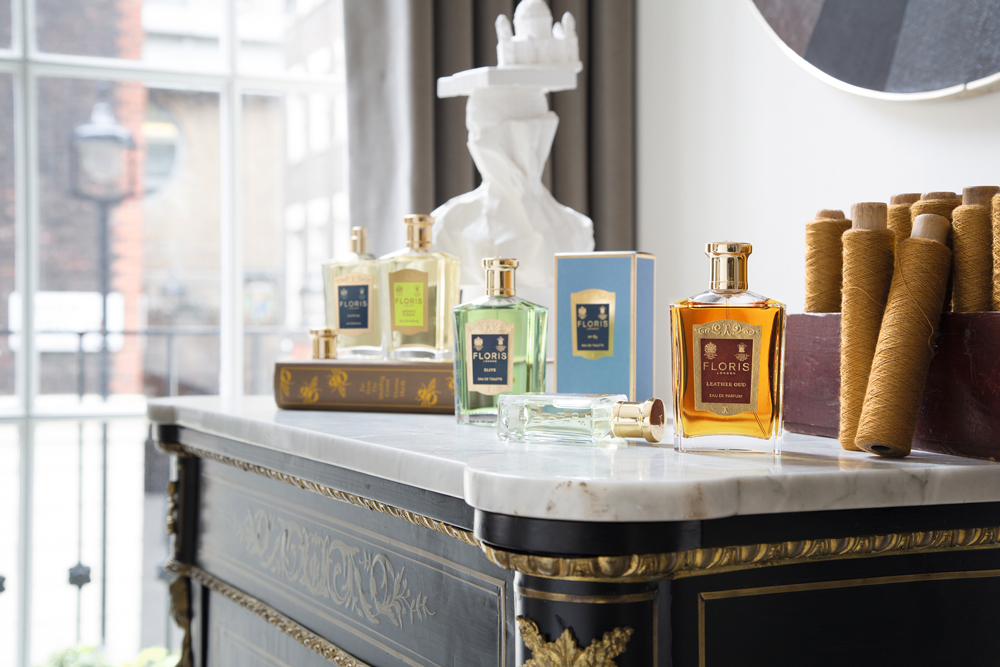 MENS FRAGRANCES AMEND PRINT preview - A very Royal Season at The Langham, London