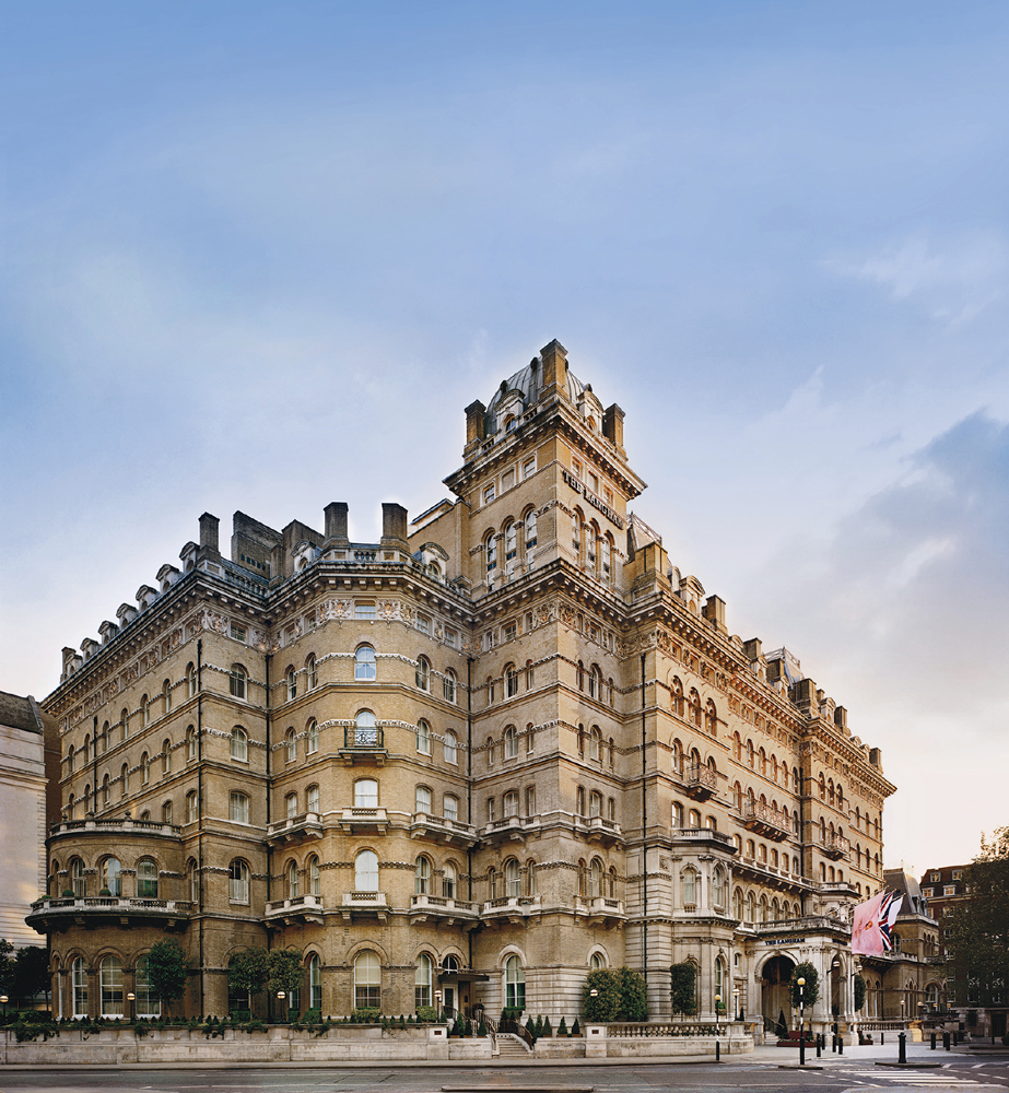 The Langham London preview - A very Royal Season at The Langham, London