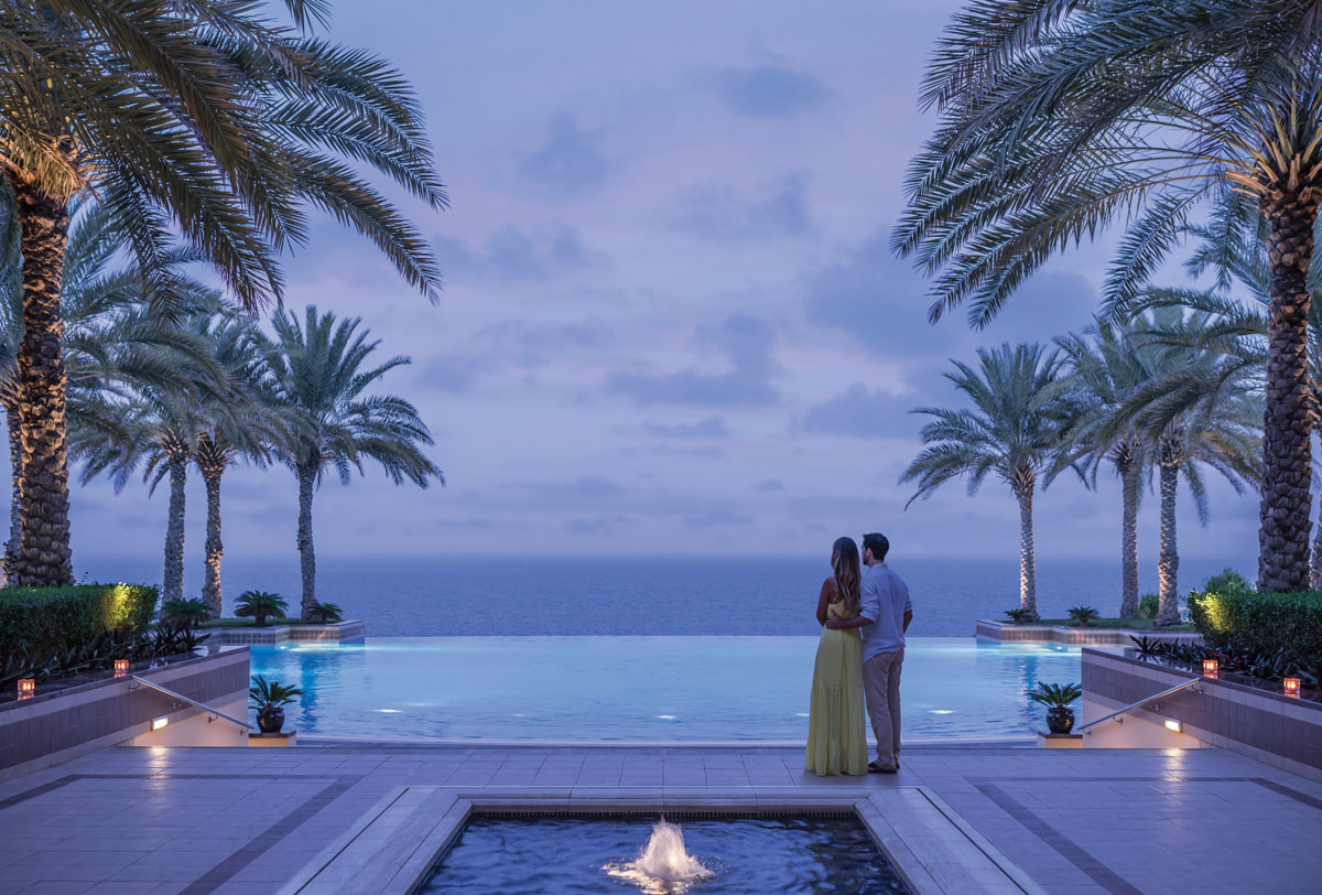142ro001h - SHANGRI-LA AL HUSN RESORT & SPA, MUSCAT  ANNOUNCES SUMMER SURPRISE  FROM HAREER SPA BY L'OCCITANE