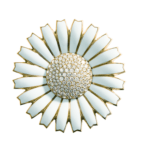 3510992 Daisy Brooch Dia Png max 1200x1200 476070 150x150 - GEORG JENSEN'S DAISY COLLECTION: FLOWERS AND FLUID, VERSATILE DESIGN