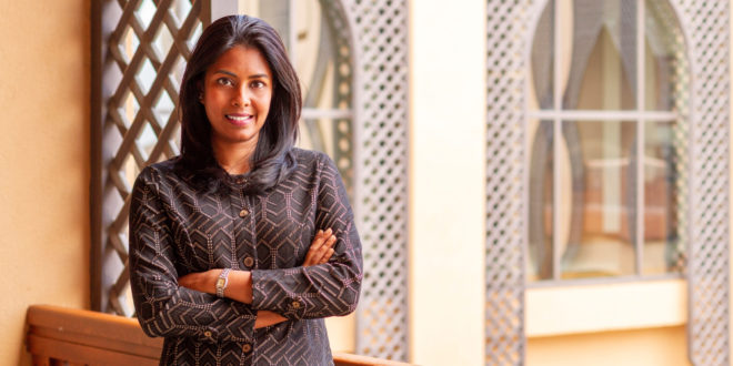 AAJA Dr Tania Bardhan 660x330 - Anantara Al Jabal Al Akhdar Resort Welcomes New Spa Director