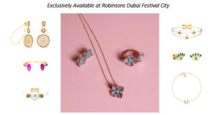 MKS JEWELLERY ROBINSONS 310x165 - MKS JEWELLERY PRESENTS A LIMITED-EDITION CAPSULE COLLECTION FOR DUBAI SUMMER SUPRISES