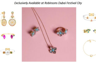 MKS JEWELLERY ROBINSONS 310x205 - MKS JEWELLERY PRESENTS A LIMITED-EDITION CAPSULE COLLECTION FOR DUBAI SUMMER SUPRISES