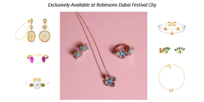 MKS JEWELLERY ROBINSONS 660x330 - MKS JEWELLERY PRESENTS A LIMITED-EDITION CAPSULE COLLECTION FOR DUBAI SUMMER SUPRISES