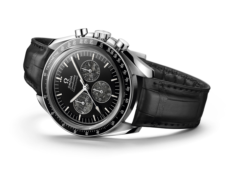 OMEGA 311.93.42.30.99.001 PUB - 321 IS BACK! OMEGA'S LUNAR LEGEND POWERS THE LATEST MOONWATCH