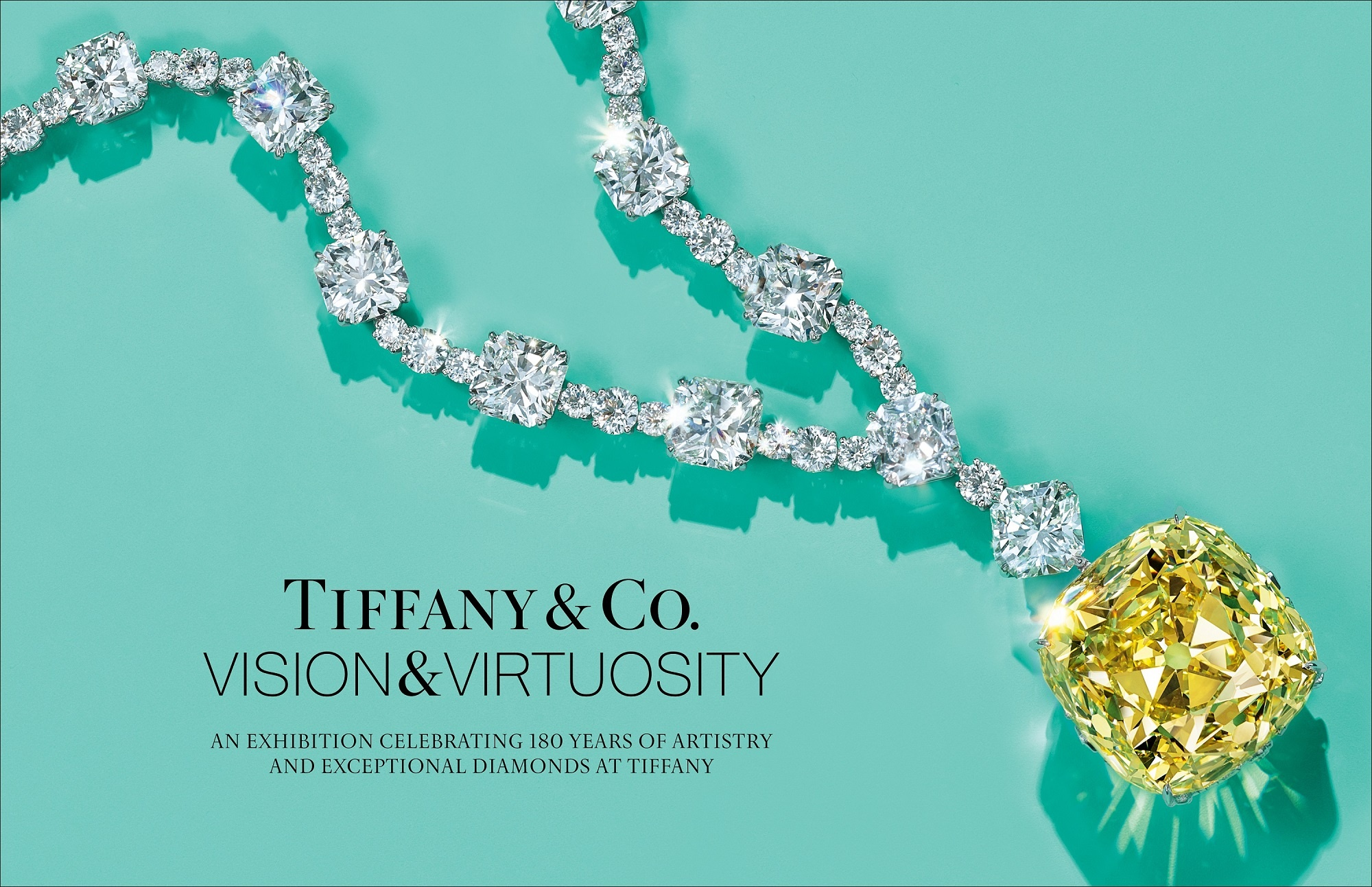 "Tiffany Co. VV Hero Visual ENG - Tiffany & Co. Announces ""Vision & Virtuosity"""