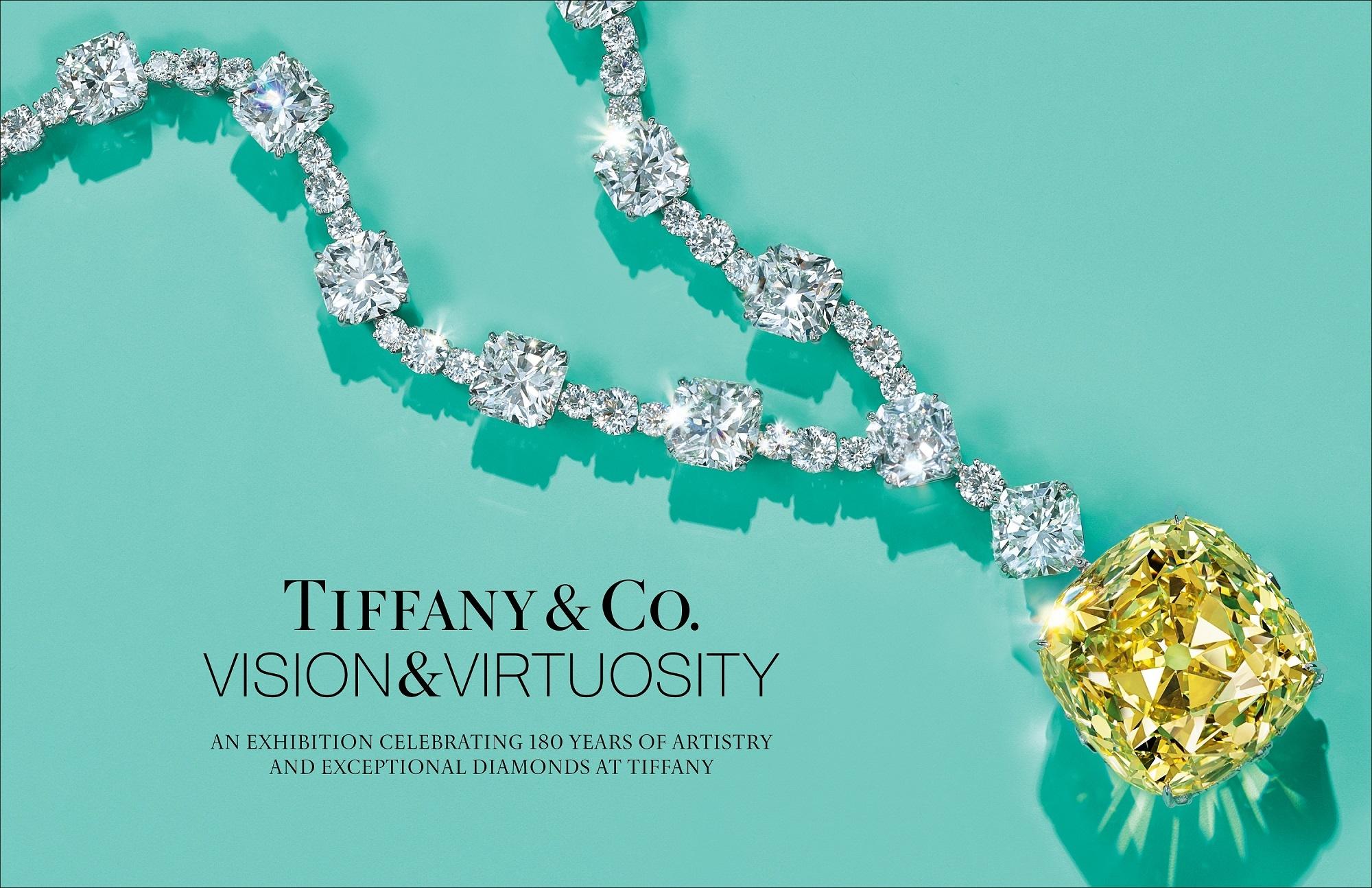 Tiffany & Co. V&V Hero Visual