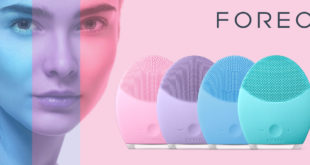 foreo 310x165 - Everything You Need To Know About Combination Skin And How To Treat It