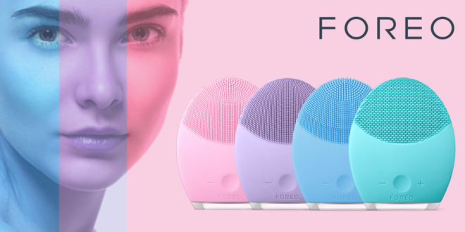 foreo 660x330 - Everything You Need To Know About Combination Skin And How To Treat It