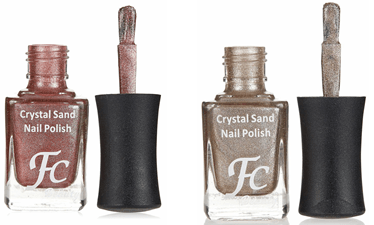 Flaunt a Festive Manicure with FC Beauty's Crystal Sand Nail Polish
