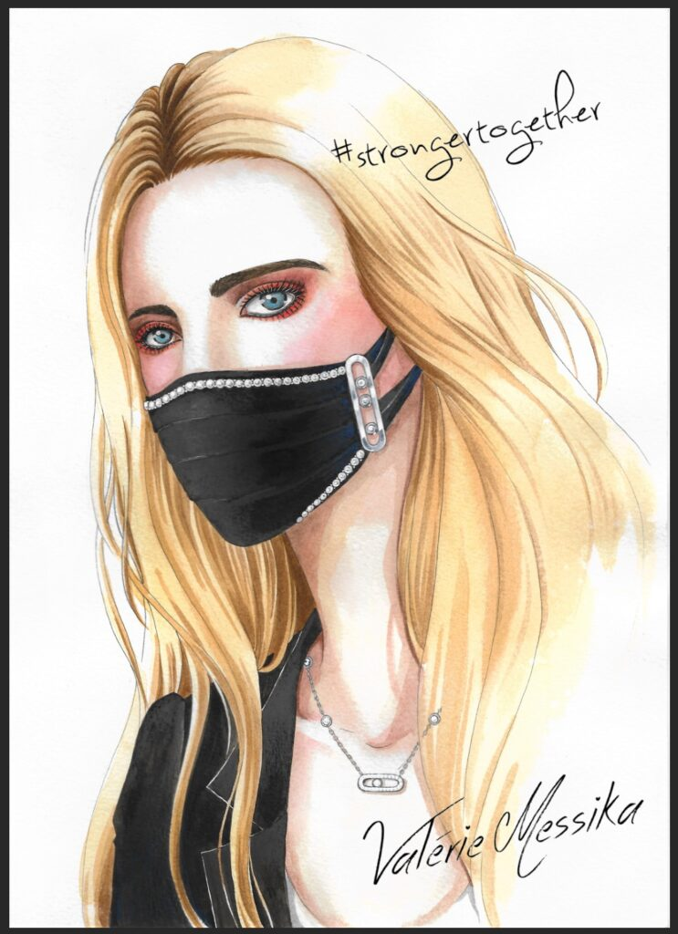 MESSIKA PARIS MASK BY VALERIE MESSIKA