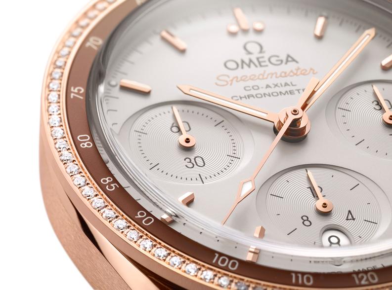 OMEGA close up
