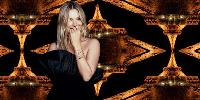 Kate Moss: The Face of Messika