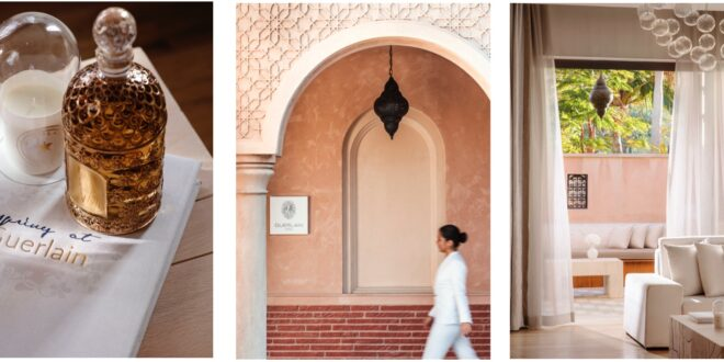 Exclusive Summer Relaxation at Guerlain Spa